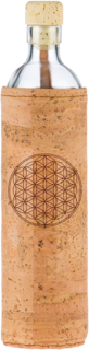 Butelka Flaska Flower of Life
